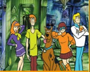 Scooby Doo hidden objects online kuty�s j�t�k